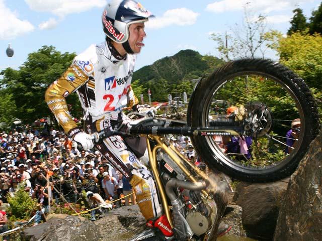 Toni Bou se impone en el Mundial de Trial en Japón