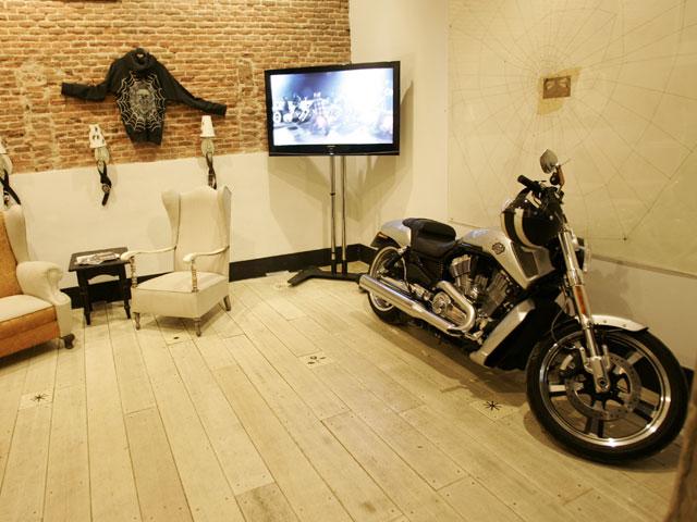 Imagen de Galeria de Harley Davidson presenta su colección otoño-invierno 2009-2010