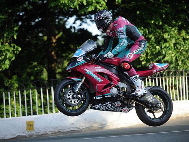 15ª victoria de John McGuiness en el TT