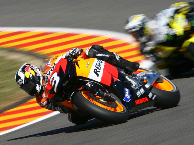 Dani Pedrosa disputará el GP de Cataluña