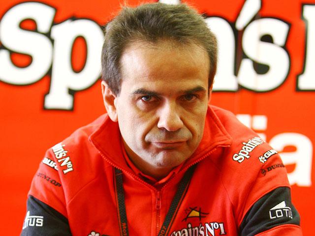 Dani Amatriain detenido por amenazas a Jorge Lorenzo y los hermanos Espargaró