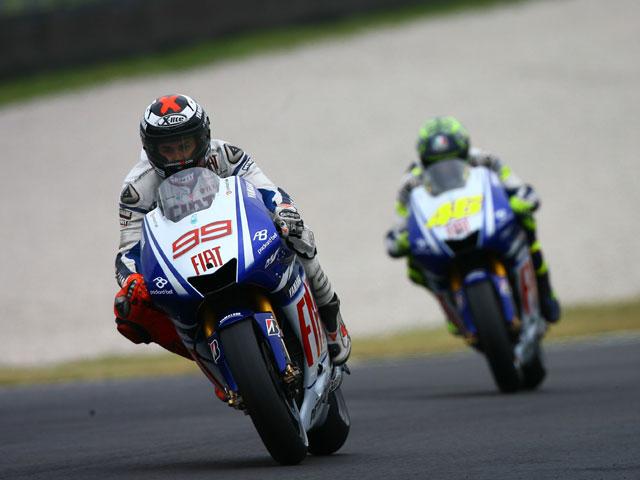 Imagen de Galeria de GP de Cataluña: las motos en TVE