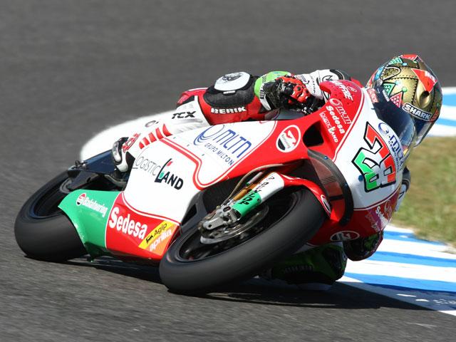 Talmacsi participará en MotoGP en Montmeló