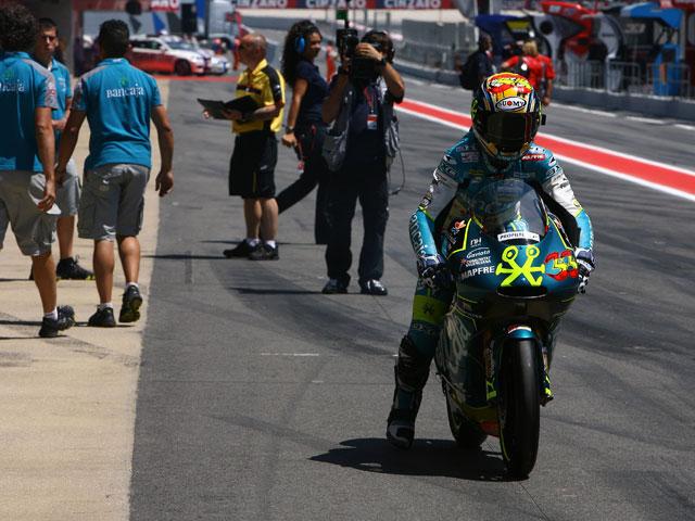 Imagen de Galeria de Julián Simón logra la pole de 125 en el GP de Cataluña