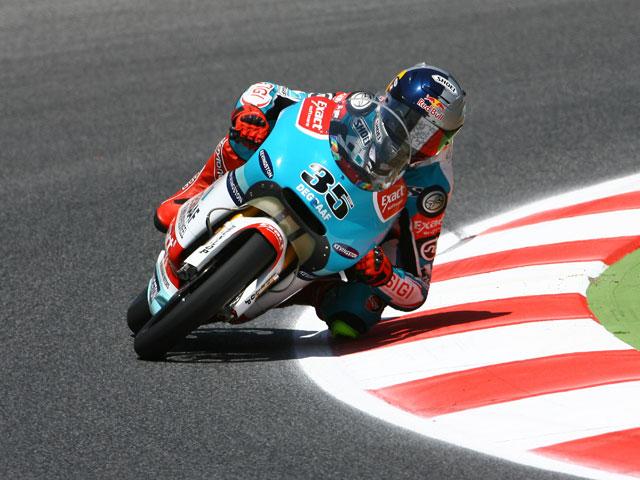Julián Simón logra la pole de 125 en el GP de Cataluña