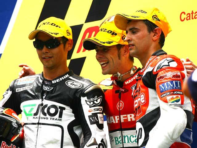 """Bautista tras el Gran Premio de Catalunya: """"Espero seguir ofreciendo victorias"""""""