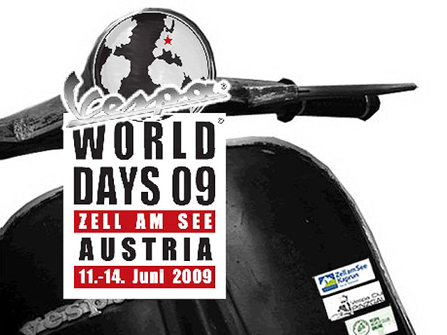 Vespa World Days 2009
