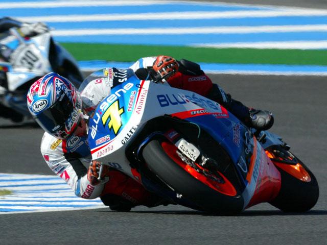 Moto2. 41 pilotos en la parrilla de 2010