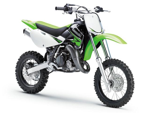 Imagen de Galeria de Nueva gama Kawasaki KX y KX-F de motocross para el 2010
