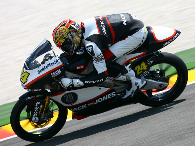 MotoGP. Cambio de pilotos en el mundial de 125