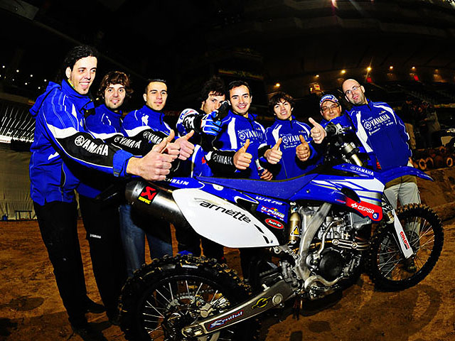 Las Yamaha del mundial enduro oficiales en venta