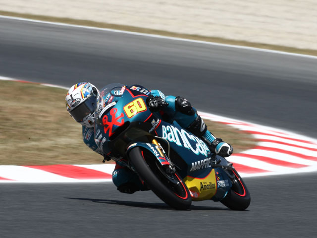 Roberto Rolfo, el más rápido en los entrenamientos de Valencia