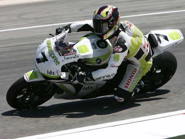 Smrz logra la superpole del Mundial de Superbike en San Marino