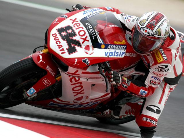 Ben Spies gana la primera carrera de Superbike en San Marino