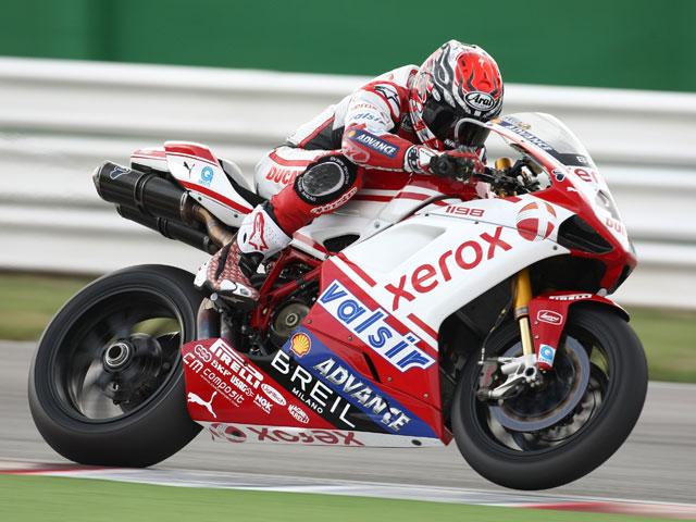 Rea se impone en la segunda carrera del Mundial de Superbike de San Marino