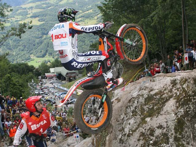 Raga vence a Bou y Fujinami en el Trial de Italia