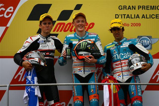 GP de Assen: Aprilia busca la novena victoria consecutiva en 125