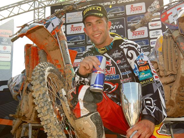 Jonathan Barragán retomará el Mundial en el GP de Lommel