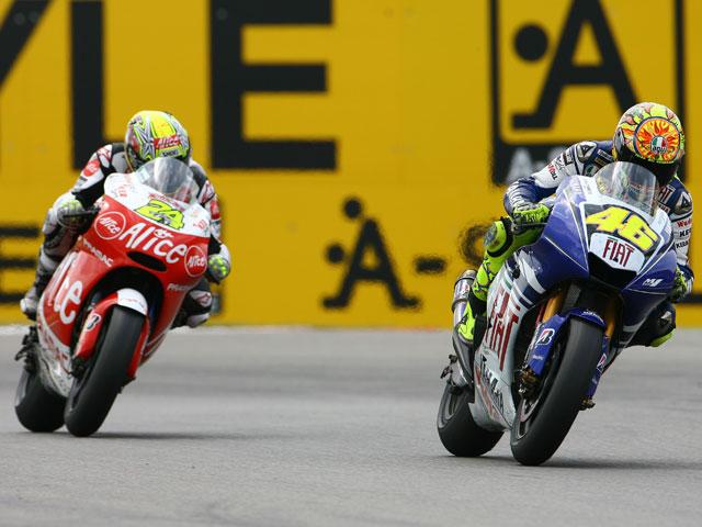 GP de Assen: las motos en TVE