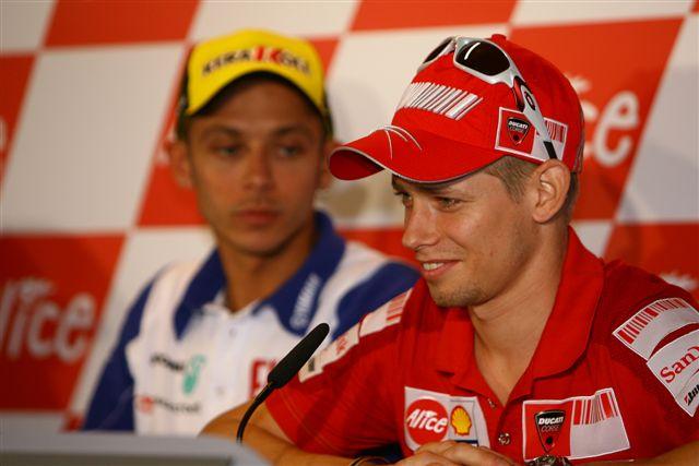 Rossi buscará en el GP de Assen su victoria número 100