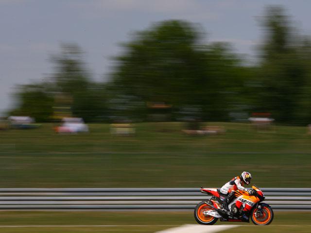 Valentino Rossi logra la pole del Gran Premio de Assen