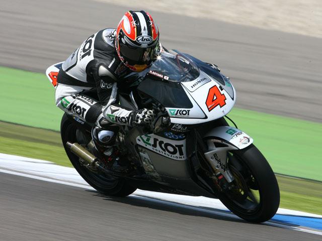 Héctor Barberá partirá desde la pole del Gran Premio de Assen
