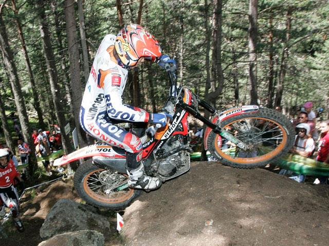 Jeroni Fajardo sorprende a Raga y Bou en Andorra