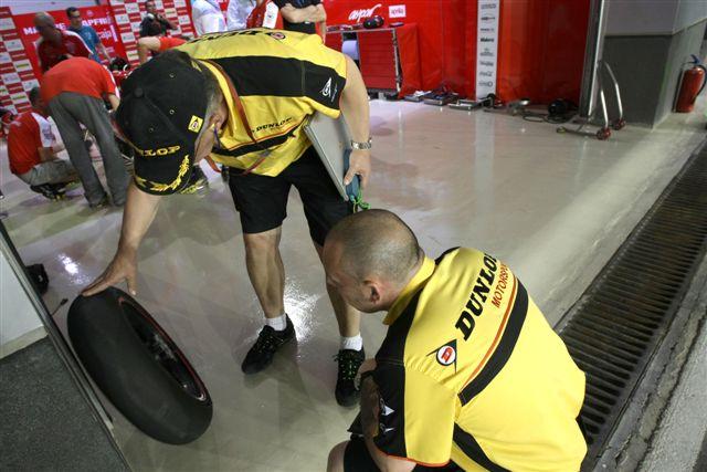 Imagen de Galeria de Dunlop suministrará los neumáticos de Moto2