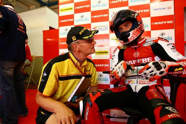 Dunlop suministrará los neumáticos de Moto2