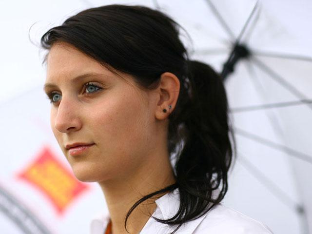 Las fotos de las chicas del Gran Premio de Assen