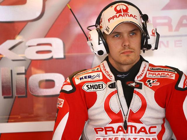 Mika Kallio se perderá el GP de Laguna Seca