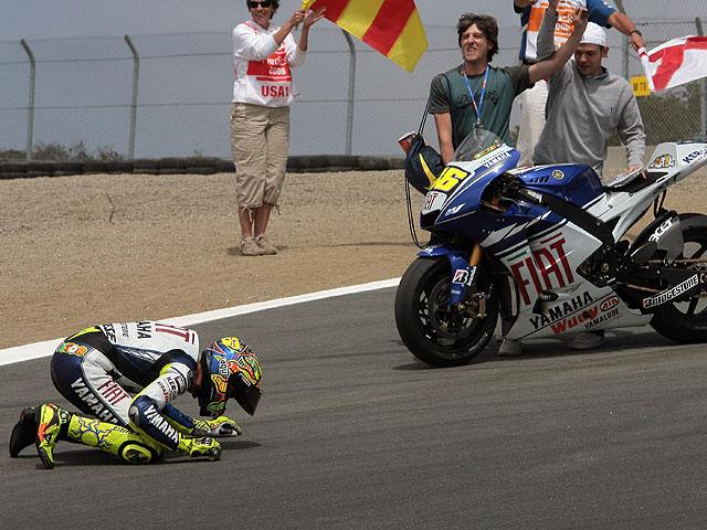 Imagen de Galeria de GP Laguna Seca: MotoGP cruza el charco