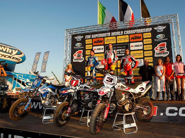 Calendarios provisionales 2010 de Motocross y Supermotard