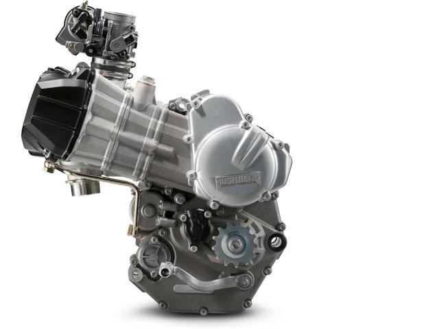 Husaberg lanza tres nuevos modelos para 2010