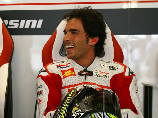 """Rossi: """"Espero que Lorenzo y Stoner puedan salir en carrera"""""""