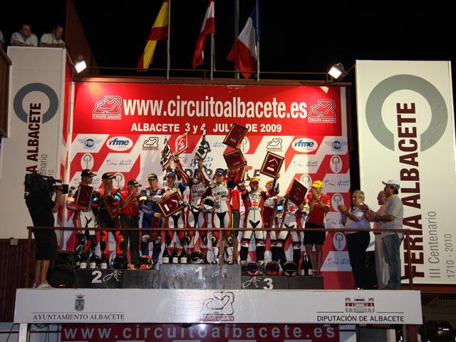 El Folch Endurance, segundo en las 8 Horas de Albacete