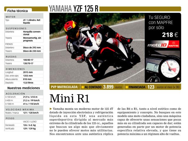 Motociclismo Especial Pruebas 2009