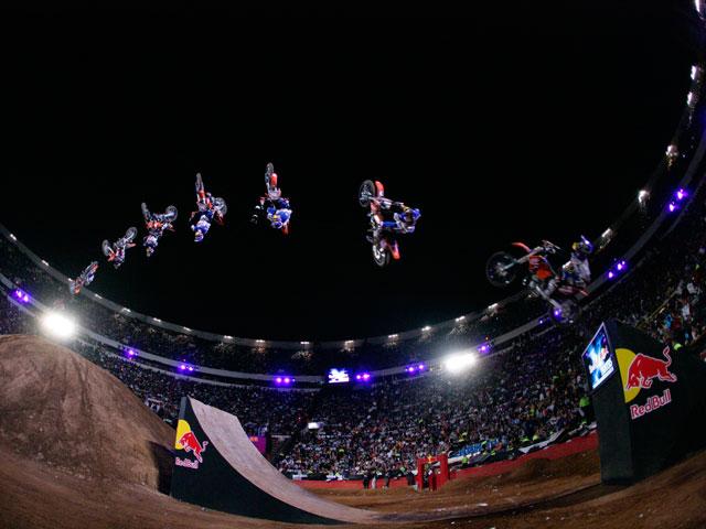 Red Bull X-Fighters llega a Las Ventas
