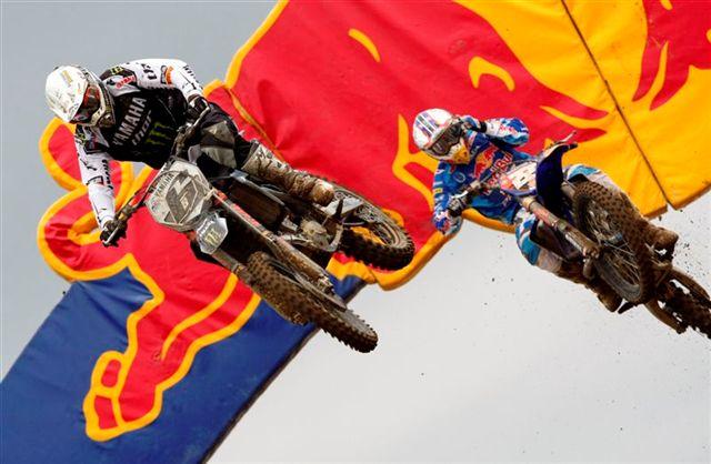 El Mundial de Motocross en Uddevalla (Suecia) en fotos