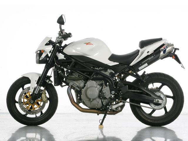 Ducati Streetfighter S vs MV Agusta, Moto Morini y KTM