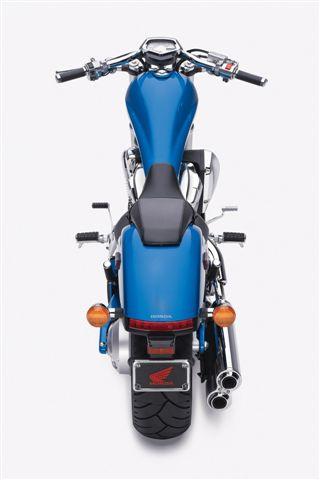 Novedades Honda motos 2010: Goldwing y custom VT 1300 CX