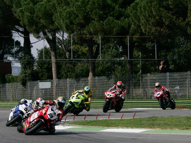El circuito de Imola tiene una nueva chicane