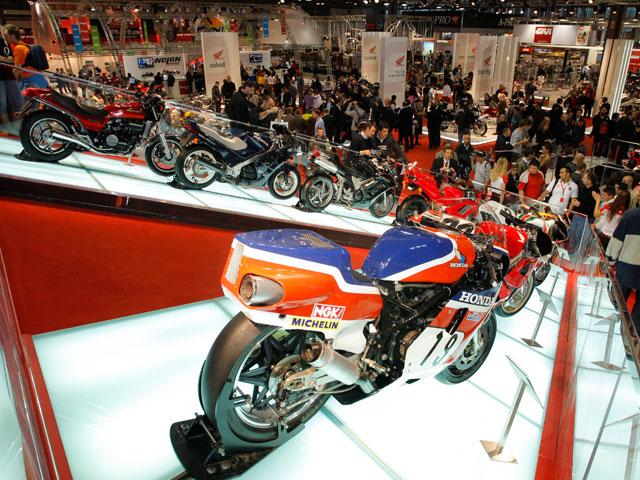 EICMA 2009, la gran fiesta de la moto