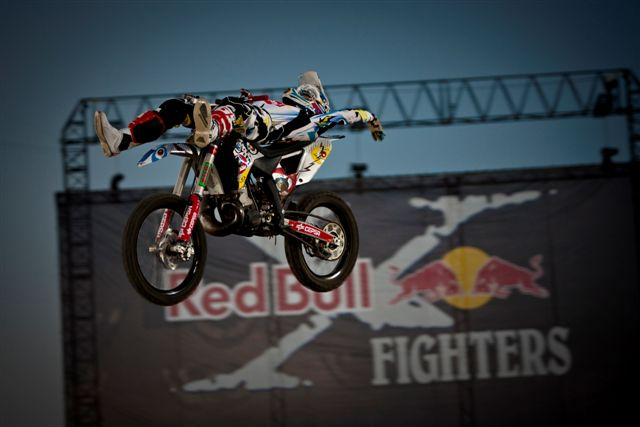 El Red Bull X-Fighters Madrid en un blog