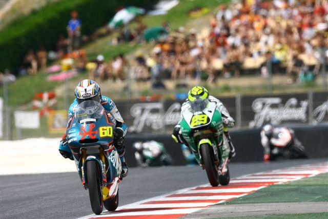 Rossi y Lorenzo lucharán por el liderato de MotoGP en Alemania