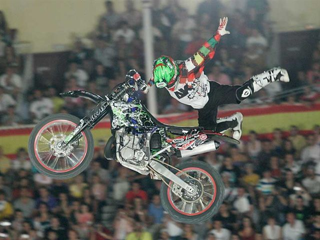 Red Bull X-Fighters Madrid: Victoria para Robbie Maddison en el Best Trick
