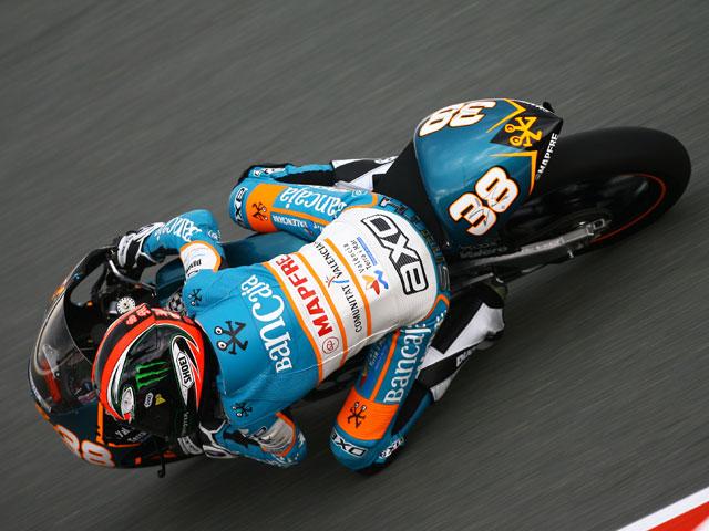 Impresionante pole para Simon en Sachsenring
