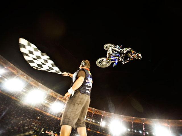 Las fotos del Red Bull X- Fighters de Madrid