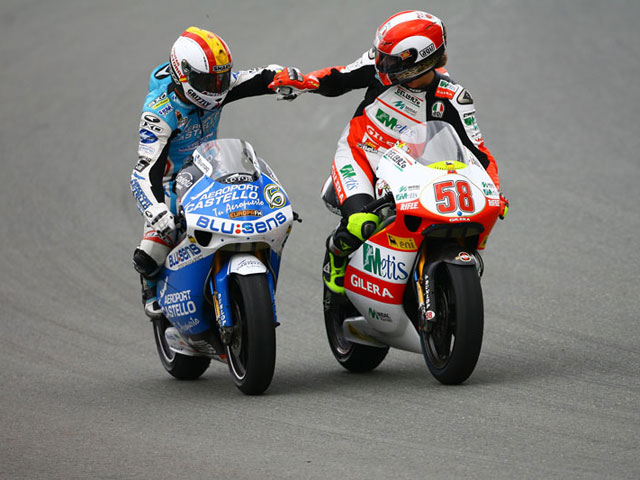 Imagen de Galeria de MotoGP. El Gran Premio de Alemania en fotos