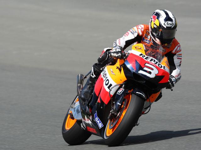 GP de Donington: las motos en TVE
